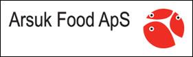 """""""Arsuk Food ApS logo"""""""